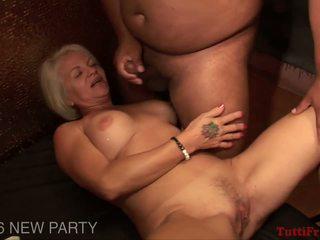 2016 New Euro Swinger Gang-bang, Free HD Porn ad