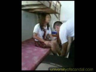 High School Pinay Student Bayad Muna Bago Sex
