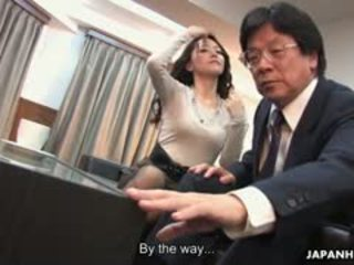 Nao Kato Is A Beautiful Asian Lady And She's Down For Some