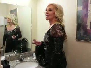 Reife Blondine Verwohnt Einen Schwanz, Porn ac