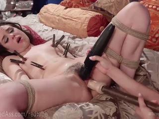 Anal Slut Slave For Lezdom