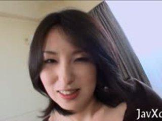 Oriental Cutie In Uniform Of Nun Has Sex With Boy-friend