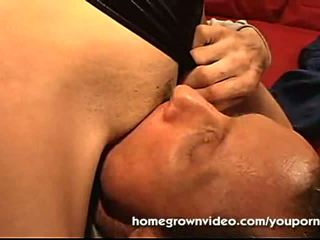 Amateur MILF Rides Cock And Takes Creampie