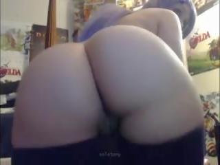 Big Fat Ass Jiggling: Free Big Ass Porn Video 09