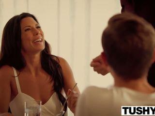 TUSHY Bored Girlfriend Alexa Tomas Loves Anal