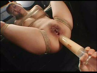 Enema bondage girlfriends