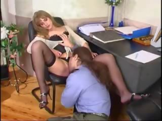 Whore gets it: Free Stockings Porn Video 27