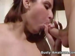 Busty Helena Getting Rammed by to Horny Dude: Free Porn bb