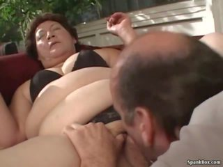 Chubby Granny: Real Granny Porn Porn Video 8a