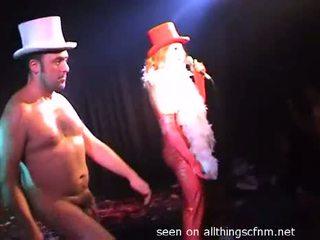 Ernesto-the-naked-man-cfnm-karoke-dynamic-duo