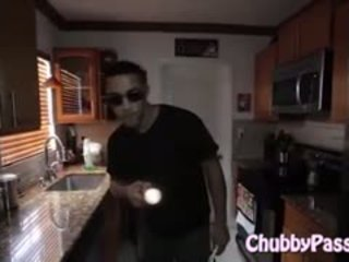 Bbw Caught A Sexy Burglar