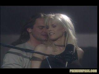 Blonde Slut Sunset Thomas Gets Fucked By Evan Stone S Massive Cock