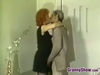 Mature Redhead Sucking Cock Classic