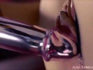 Ariel Rebel Masturbate
