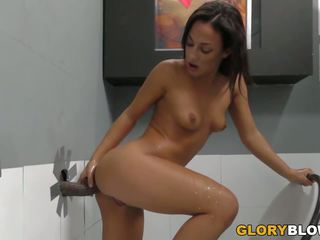 Amari Romani BBC Anal - Gloryhole, Free Porn 14