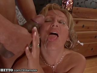 Slutty Granny Gives Rimjob and Takes it Anally: HD Porn 41