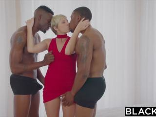 Blacked Housewife Fucks Two Bbcs, Free HD Porn d6