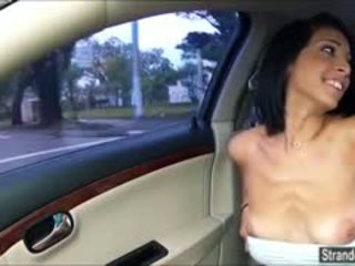 Busty Teen Mia Needs Gas But Gets Cum