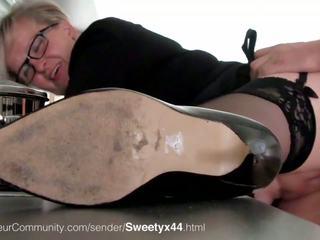 Deutsch Oma Rasiert Ihre Fotze, Free Amateur Community HD Porn