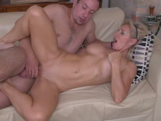 Hot MILF and Her Younger Lover, Free Mom Porn 5d