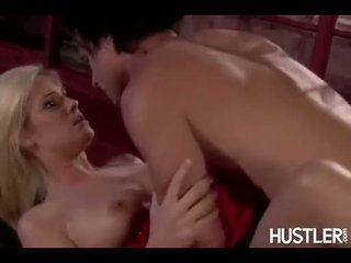 Sexy honey Fayth Deluca gets her pussy thumped by a rock hard cock