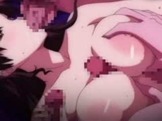 Incredible Horror Anime Video With Uncensored Bondage,