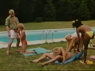 James Bande Contre O S Sex 69 1986 with Marylin Jess...