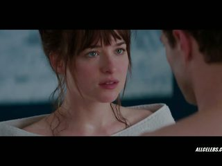 Dakota Johnson in Fifty Shades of Grey, Porn ca