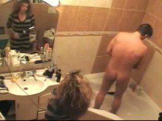 Bar2-hungary 2008-10-08 Escobar-nude-shower