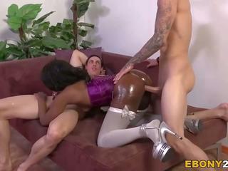 Anal Slut Ebony Skyler Nicole gets Drilled: Free HD Porn eb