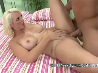 Busty milf mandy sweet gets her big tits loaded with cum