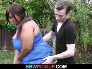Huge Black Plumper Gives Tit Job and gets Fucked: Porn 43
