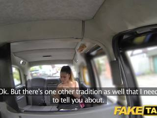 Fake Taxi Stunning Romanian with Perfect Tits gets a...