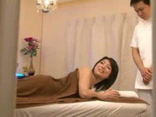 Bridal Salon Massage Spycam