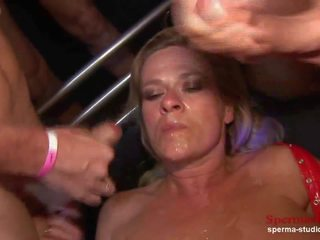 Multiple Cumshots Orgy - Marina Part 2 -, Porn 92