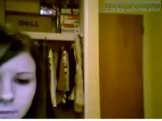 Webcam Chat From The Bethroom