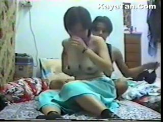 Malay Chinese Couple Sex Under Hidden Cam