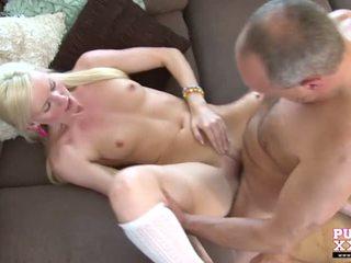 PureXXXFilms Babysitter Fucks On The Job - Porn Video 261