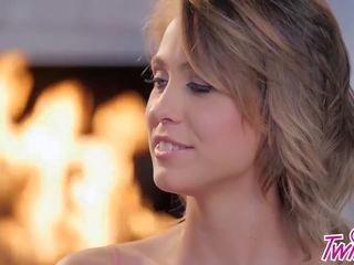 Twistys Com - Interview Stefanie Joy Celeste Star: Porn 3b