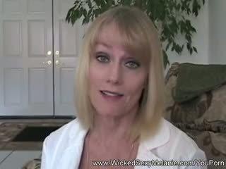 Mom Teaches Student Sex Lesson