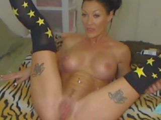 Wild Babe Playing with Her Huge Toys, Porn eb