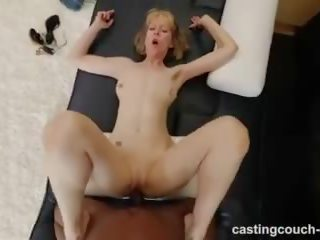 Mature Milf With Great Body Has Interracial Sex During Casting