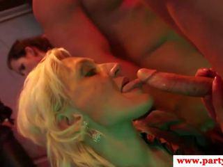 Bachelorette Ebony Babe gets Lapdance, HD Porn 8c