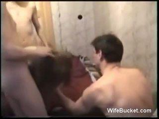Russian Amateur Swingers