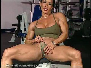 Denise Masino 20 - Female Bodybuilder