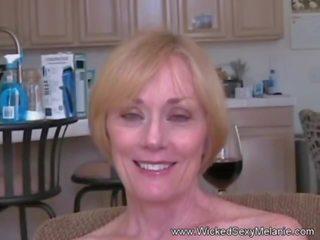 Big Time Fun with Granny Melanie, Free Porn 09
