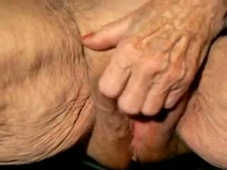 Very Very Old Big Clit