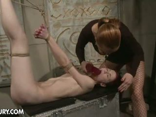 Fox in the Trap of mistress Katy Parker