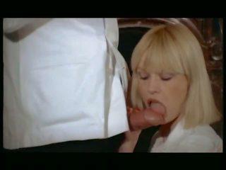 Brigitte Lahaie Scene 3 in La Maison Des Phantasmes 1978