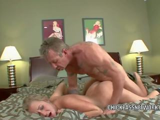 Blonde Hottie Casi James Takes some Dick in Her Hot...